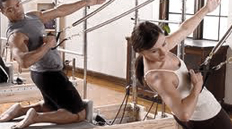 Pilates Core Strength